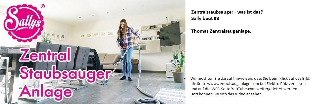 Thomas Zentralstaubsaugeranlage